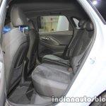 Hyundai i30 N rear seat at IAA 2017