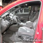 Jaguar E-Pace front seats at IAA 2017