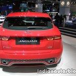 Jaguar E-Pace rear at IAA 2017