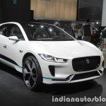 Jaguar I-Pace Concept at IAA 2017