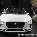 Jaguar I-Pace Concept front at IAA 2017