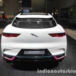 Jaguar I-Pace Concept rear at IAA 2017