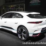 Jaguar I-Pace Concept rear three quarters at IAA 2017