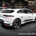 Jaguar I-Pace Concept rear three quarters right at IAA 2017