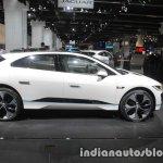 Jaguar I-Pace Concept side at IAA 2017