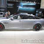 Jaguar XJR575 side at IAA 2017