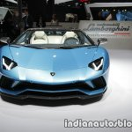 Lamborghini Aventador S Roadster front at the IAA 2017
