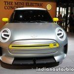 MINI Electric Concept front at IAA 2017