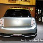 MINI Electric Concept rear at IAA 2017