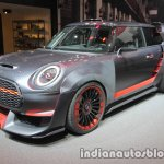 MINI John Cooper Works GP Concept front three quarters at IAA 2017