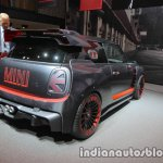 MINI John Cooper Works GP Concept rear three quarters at IAA 2017
