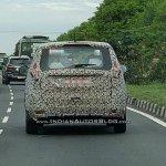 Mahindra U321:S321 Chennai spotted by Sarun