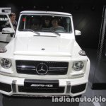 Mercedes-AMG G 63 Exclusive Edition front at IAA 2017