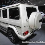 Mercedes-AMG G 63 Exclusive Edition rear three quarters at IAA 2017