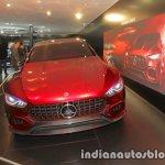 Mercedes-AMG GT Concept front at IAA 2017