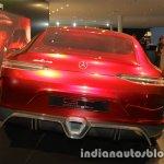 Mercedes-AMG GT Concept rear at IAA 2017