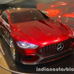 Mercedes-AMG GT Concept showcased at IAA 2017