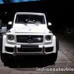 Mercedes-Maybach G 650 Landaulet front at the IAA 2017