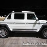 Mercedes-Maybach G 650 Landaulet right side at the IAA 2017