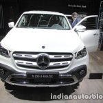 Mercedes X-Class Accessories front at the IAA 2017