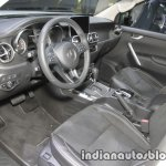 Mercedes X-Class Accessories interior at the IAA 2017
