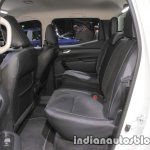 Mercedes X-Class Accessories rear cabin at the IAA 2017