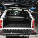 Mercedes X-Class Accessories tailgate at the IAA 2017