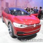 New VW I.D. CROZZ concept at IAA 2017
