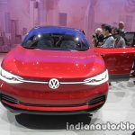 New VW I.D. CROZZ concept front at IAA 2017