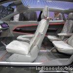 New VW I.D. CROZZ concept interior at IAA 2017
