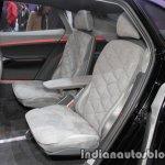 New VW I.D. CROZZ concept rear seat at IAA 2017