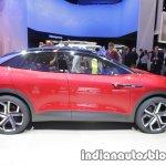 New VW I.D. CROZZ concept side at IAA 2017