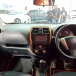 Nissan Micra Fashion dashboard