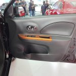Nissan Micra Fashion door panel