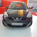Nissan Micra Fashion front