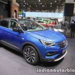 Opel Grandland X at IAA 2017