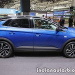Opel Grandland X profile at IAA 2017