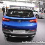Opel Grandland X rear at IAA 2017