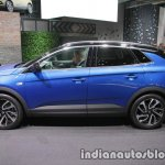 Opel Grandland X side at IAA 2017
