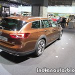 Opel Insignia Country Tourer rear three quarters at IAA 2017