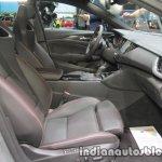 Opel Insignia GSi interior at IAA 2017