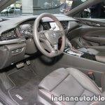Opel Insignia GSi steering wheel center console at IAA 2017