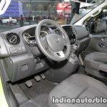 Opel Vivaro Life dashboard at IAA 2017