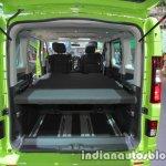 Opel Vivaro Life seat folding at IAA 2017