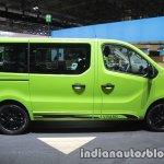 Opel Vivaro Life side at IAA 2017