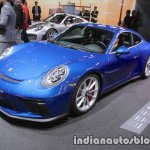 Porsche 911 GT3 Touring Package front three quarter at IAA 2017