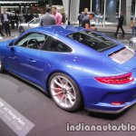 Porsche 911 GT3 Touring Package rear three quarters at IAA 2017