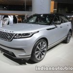 Range Rover Velar at IAA 2017