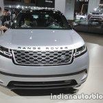 Range Rover Velar front at IAA 2017