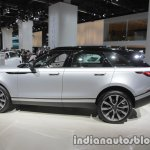 Range Rover Velar side at IAA 2017